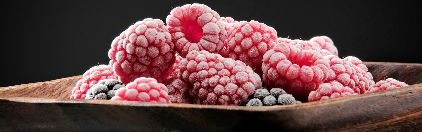 congelation fruits avec sucre
