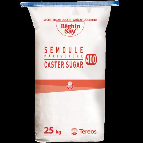 sucre semoule pâtissière 400
