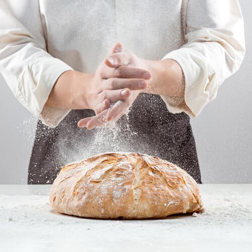 Faire lever le pain sans gluten b ghin say pro - Faire du pain sans gluten ...